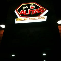 Photo taken at Las Alitas by Angel L. on 12/30/2012