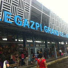 Photo taken at Legazpi City Grand Central Terminal by Archangel on 2/8/2013