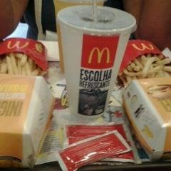 Photo taken at McDonald's by AnaElisa Z. on 12/1/2012