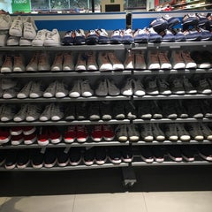 Photo taken at Adidas outlet store by Brigitte on 4/26/2016