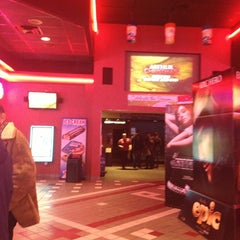 Photo taken at Regal Cinemas Eastview Mall 13 by Allie F. on 12/27/2012