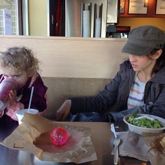 Photo taken at Qdoba Mexican Grill by CJ on 12/18/2013