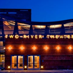 Photo taken at Two River Theater by Two River Theater on 10/21/2013