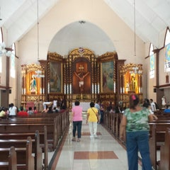Photo taken at San Jose De Trozo Parish by Jessica O. on 6/2/2013