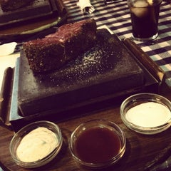 Photo taken at Steak House by Tom K. on 8/6/2013