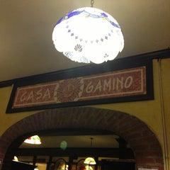 Photo taken at Casa Gamino by Maniacvorheez on 10/3/2013