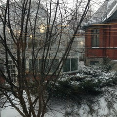 Photo taken at Westmount Library by Steve L. on 12/22/2012