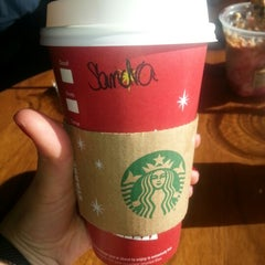 Photo taken at Starbucks by Sandra R. on 11/12/2012