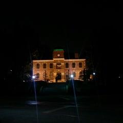 Photo taken at 건국대학교 (Konkuk University) by Seungwoo C. on 10/25/2012