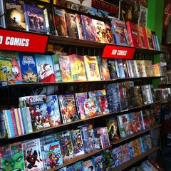 Photo taken at Golden Apple Comics by Berto M. on 10/4/2012