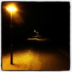 Photo taken at Sankt Hans Backar by Ulf K. on 2/12/2013