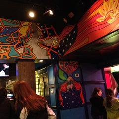 Photo taken at Mellow Mushroom by Steve F. on 1/17/2013