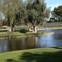 Photo taken at Date Palm Country Club by Carolyn ☀. on 2/25/2013