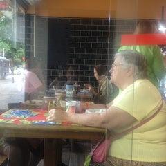 Photo taken at Laranja Café by Sedrik on 3/25/2013