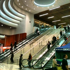 Photo taken at Moscone Center by Joey M. on 11/25/2012