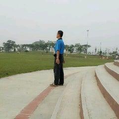 Photo taken at Musang Maya CSI Lab by Sue J. on 9/22/2012
