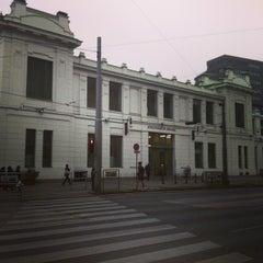 Photo taken at U Josefstädter Straße by Anastasiska on 10/11/2014