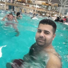 Photo taken at Sydney Olympic Park Aquatic Centre by TC Mahmood i. on 4/25/2015