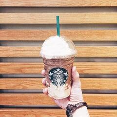 Photo taken at Starbucks by Ken L. on 5/24/2015