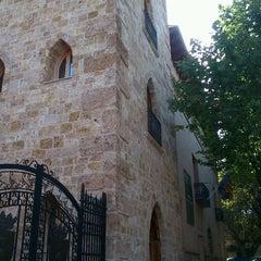 Photo taken at Palacio Condes de Cervellón by Juan R. on 10/6/2012