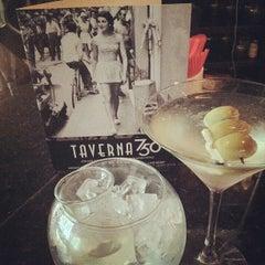 Photo taken at Taverna 750 by Bill P. on 5/22/2013