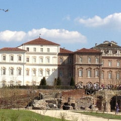Photo taken at Reggia di Venaria Reale by Alessia on 4/14/2013