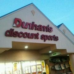Photo taken at Dunhams by Terri A. on 12/3/2012
