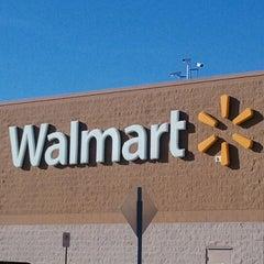 Photo taken at Walmart Supercenter by Terri A. on 12/5/2012