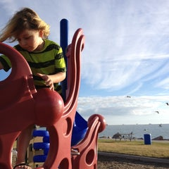 Photo taken at Seawolf Park by 💀Kara S.👊 on 11/10/2012