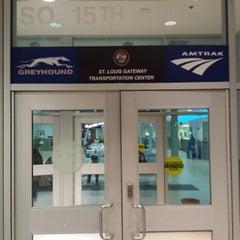 Photo taken at Gateway Multimodal Transportation Center by Cognac X. on 6/13/2015