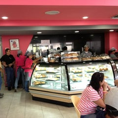 Photo taken at Panaderia Fressier by Jay M. on 10/2/2012