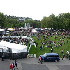 Photo taken at Northwest Folklife Festival by Sham b. on 5/26/2013