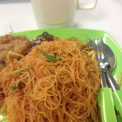 Photo taken at T1 Staff Canteen by Doris T. on 2/28/2013