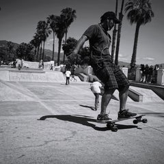 Photo taken at Skater's Point by Markus S. on 4/8/2015