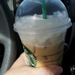 Photo taken at Starbucks by Erin B. on 10/17/2012