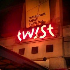 Photo taken at Twist Restaurant & Tapas Bar by Derique I. on 12/8/2012