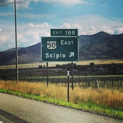 Photo taken at City of Scipio by Jason A. on 8/4/2014