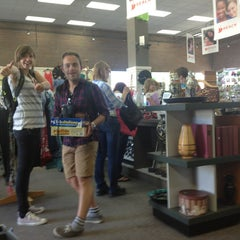 Photo taken at Heart Home Thrift Store by Eline on 7/18/2013