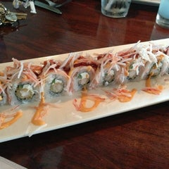Photo taken at Pacific Rim Sushi by Antionette W. on 8/24/2013