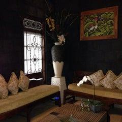 Photo taken at Toya Spa by Kenji Y. on 12/18/2014
