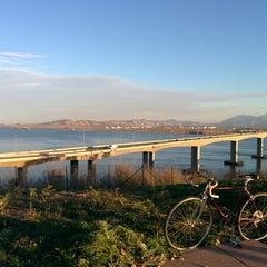 Photo taken at Vista Point - Benicia by Rumuel on 11/29/2014