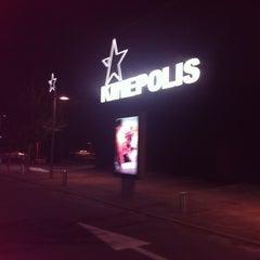 Photo taken at Kinepolis by Debra L. on 10/23/2012