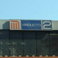 Photo taken at Metro Viaducto (Línea 2) by Fernando A. on 3/7/2013