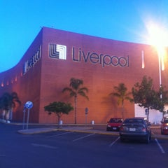 Photo taken at Liverpool by Joaquin on 10/10/2012