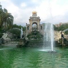 Photo taken at Parc de la Ciutadella by José Ramón M. on 5/4/2013