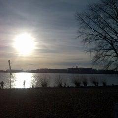 Photo taken at Kleine Rast by Basch B. on 12/31/2013