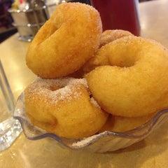 Photo taken at Juicy-O Pancake House by Libertine V. on 6/22/2014