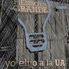 Photo taken at Universidad Americana by Isabel S. on 9/27/2012