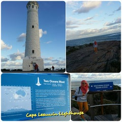 Photo taken at Cape Leeuwin Lighthouse by Norfaiza Z. on 5/20/2015