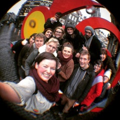 Photo taken at Stadhuis Gemeente Utrecht by Malafide M. on 3/25/2015